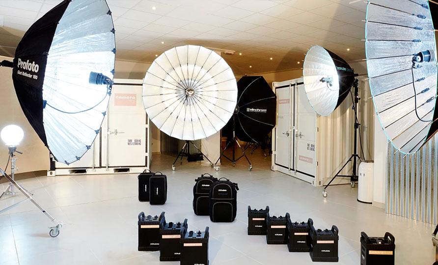 alquiler material fotográfico profesional en madrid vista movil