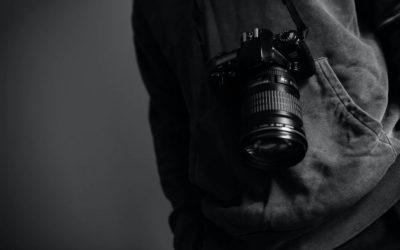 Equipo de fotografía para principiantes